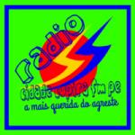 Logo da emissora Rádio Cidade Cupira FM