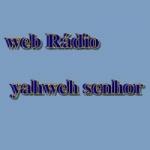 Logo da emissora Rádio Yahweh Senhor