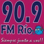 Logo da emissora Radio Rio 90.9 FM