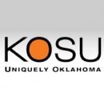 Logo da emissora KOSU 91.7 FM