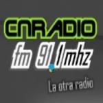 Logo da emissora CNRadio 91.1 FM