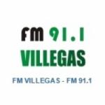 Logo da emissora Radio Villegas 91.1 FM