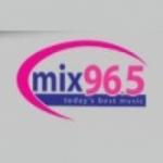 Logo da emissora KRAV 96.5 FM