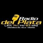Logo da emissora Radio Del Plata 91.5 FM
