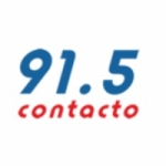 Logo da emissora Radio Contacto 91.5 FM