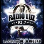 Logo da emissora Radio Luz 91.7 FM