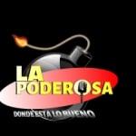 Logo da emissora Radio La Poderosa 103.5 FM