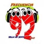 Logo da emissora Radio Frecuencia 92 92.1 FM