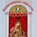 Logo da emissora Web Rádio Senhora Santana