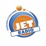 Logo da emissora Jet Radio