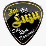 Logo da emissora Radio Luzu 92.3 FM