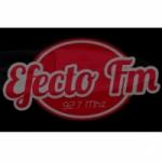 Logo da emissora Radio Efecto 92.7 FM