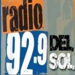 Logo da emissora Radio Del Sol 92.9 FM
