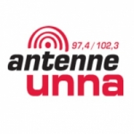 Logo da emissora Antenne Unna 97.4 FM