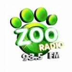 Logo da emissora Radio Zoo 93.5 FM