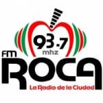 Logo da emissora Radio Roca 93.7 FM