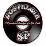 Logo da emissora Nostalgia SP