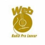 Logo da emissora Rádio Pra Louvar