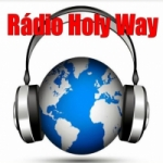 Logo da emissora Rádio Holy Way