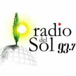 Logo da emissora Radio Del Sol 93.7 FM