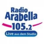 Logo da emissora Arabella 100.8 FM