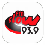 Logo da emissora Radio Slow 93.9 FM