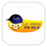 Logo da emissora Radio La Popu 96.9 FM