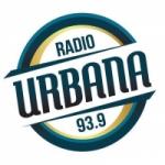 Logo da emissora Radio Urbana 93.9 FM
