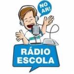 Logo da emissora Rádio Na Escola