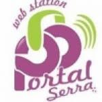Logo da emissora Rádio Portal Serra