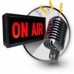 Logo da emissora Rádio Vem Pra Jesus
