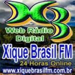 Logo da emissora Xique Brasil FM