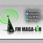 Logo da emissora Radio Mága-Lih 94.1 FM