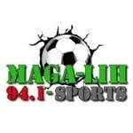 Logo da emissora Radio Maga-Lih Sports 94.1 FM