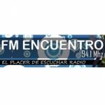 Logo da emissora Radio Encuentro 94.1 FM