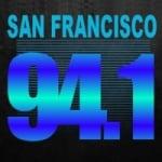 Logo da emissora Radio San Francisco 94.1 FM