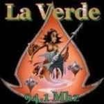 Logo da emissora Radio La Verde 94.1 FM