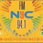 Logo da emissora Radio Nyc 94.1 FM