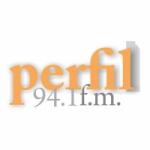 Logo da emissora Radio Perfil 94.1 FM
