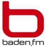 Logo da emissora Baden 106 FM