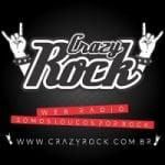 Logo da emissora Crazy Rock Web Rádio
