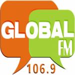 Logo da emissora Rádio Global 106.9 FM