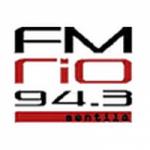 Logo da emissora Radio Río 94.3 FM