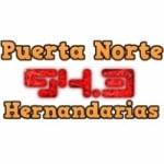 Logo da emissora Radio Puerta Norte 94.3 FM