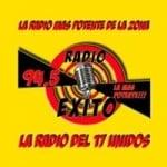 Logo da emissora Radio Exito 94.5 FM