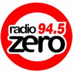 Logo da emissora Radio Zero 94.5 FM