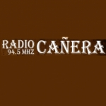 Logo da emissora Radio Cuenca Cañera 94.5 FM
