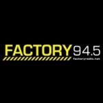 Logo da emissora Radio Factory 94.5 FM