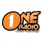 Logo da emissora One Radio 94.7 FM