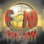 Logo da emissora Radio Trelew 94.7 FM